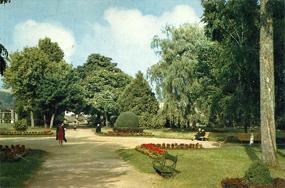 Vesoul ville fleurie de haute sa ne en france comt for Jardin anglais en france
