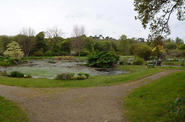 Parc botanique de cornouaille jardin remarquable dans le finist re sud - Jardin botanique de cornouaille ...